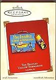 The Beatles Yellow Submarine Lunchbox Set Ornament HALLMARK KEEPSAKE ORNAMENT