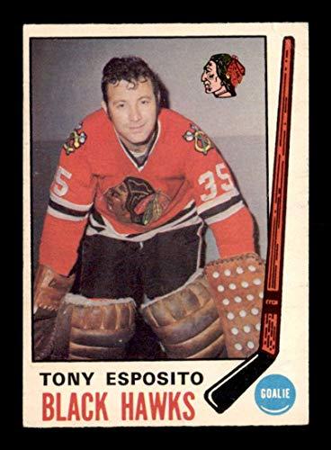 1969 O-Pee-Chee #138 Tony Esposito RC G/VG X1719167