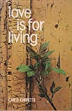 img - for Love is for living book / textbook / text book