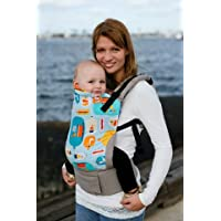 Baby Tula Ergonomic Baby Carrier - Message In A Bottle