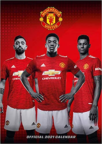 The Official Manchester United Calendar 2021: United, Manchester