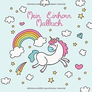 Das Einhorn Rätselbuch Für Kinder über 60 Unicorn Knifflige