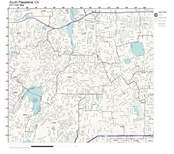 Exemplar For Pasadena Code Zip Ca South hint curve