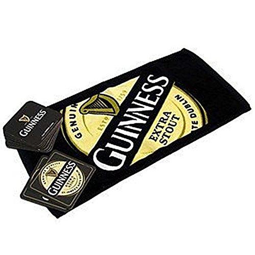 4 opinioni per Guinness- Serviette De Bar + Sous Verre À Bierre x10