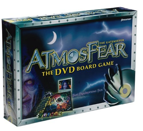 Atmosfear Interactive Board Game with DVD by Pressman
