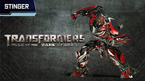 Amazon com: TRANSFORMERS: Rise of the Dark Spark - Stinger