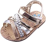 Beeliss Baby Sandals Rubber Sole Summer Shoes