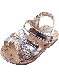 Baby Sandals Rubber Sole Summer Shoes