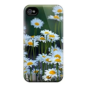 Series Skin Case Cover For Iphone 4/4s(flowers)