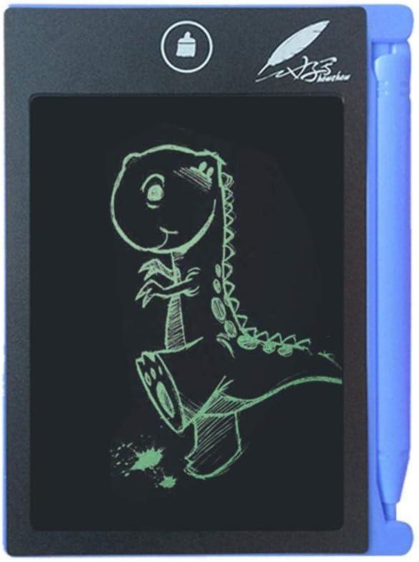 FANEO 4.4inch LCD Writing Pad Tablet Drawing Memo Board Kids Mini Writing Pad Graphics Tablets
