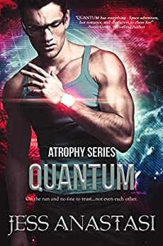 Quantum Atrophy Book Jess Anastasi ebook product image