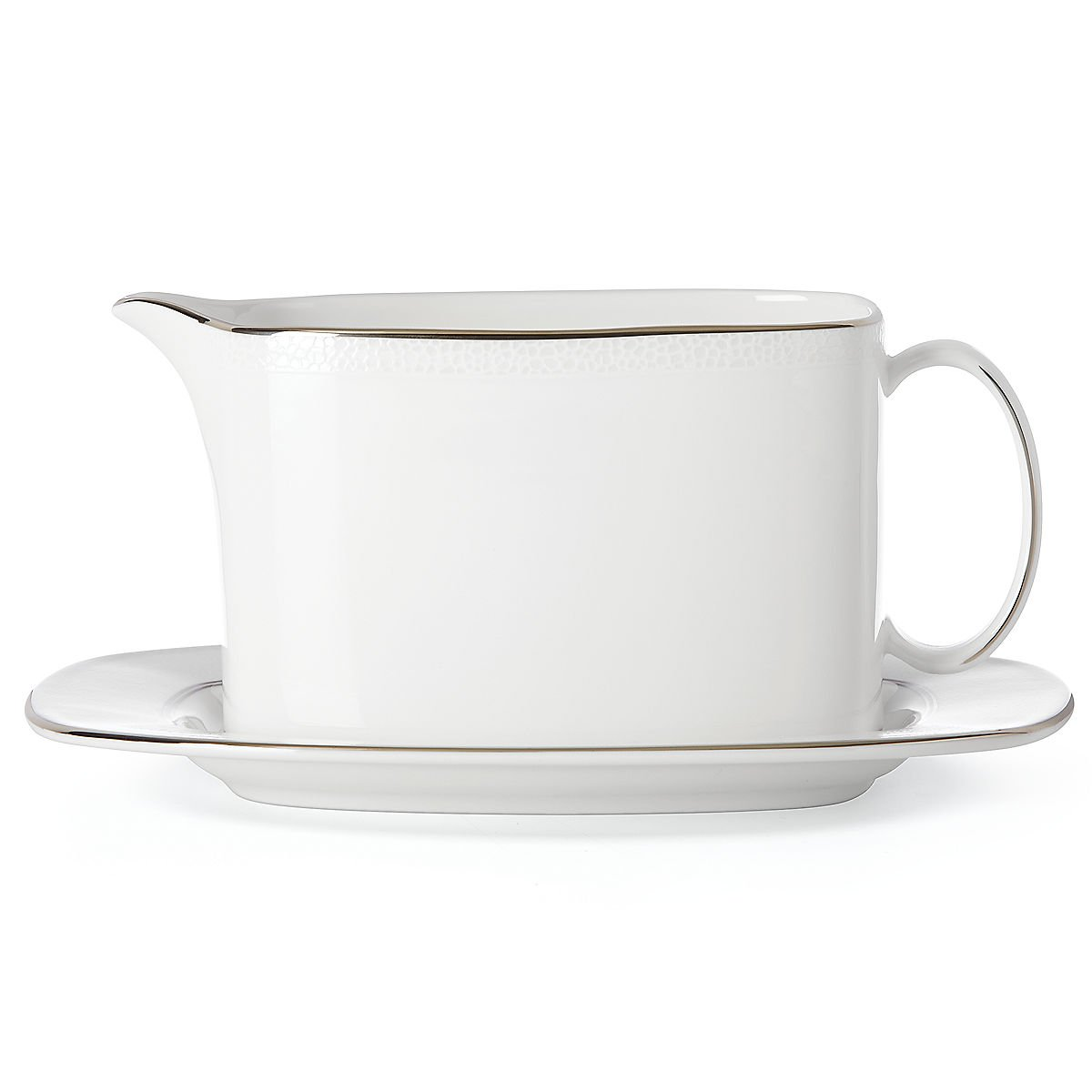 Kate Spade Cypress Point Gravy Boat w/Stand