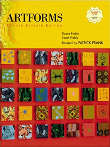 Amazon artforms an introduction to the visual arts revised amazon artforms an introduction to the visual arts revised 7th edition 9780131830905 duane preble sarah preble patrick l frank books fandeluxe Gallery