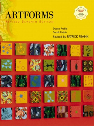 (Artforms: An Introduction to the Visual Arts, Revised (7th Edition))