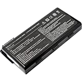 AC Doctor INC New 6 Cell 5200mAh Laptop Battery for MSI A5000 A6000 A6200 A7000 CR500 CR600 BTY-L74 BTY-L75 US