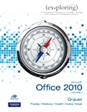 img - for Exploring Microsoft Office 2010, Vol. 1 (Book & CD) book / textbook / text book