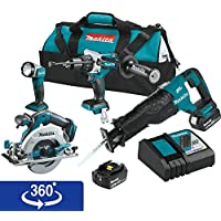 Makita Xt448T Lithium Ion Brushless Cordless At A Glance