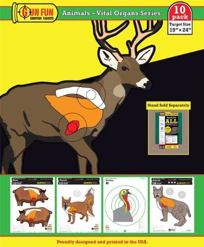 hog paper targets - 3
