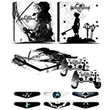 PS4 Slim Skins - Decals for PS4 Controller