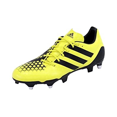 new styles a0f16 34336 Chaussures de rugby ADIDAS PERFORMANCE Incurza SG, Jaune Noir, 39 1 3