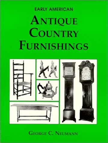 American Country Furniture - Early American Antique Country Furnishing