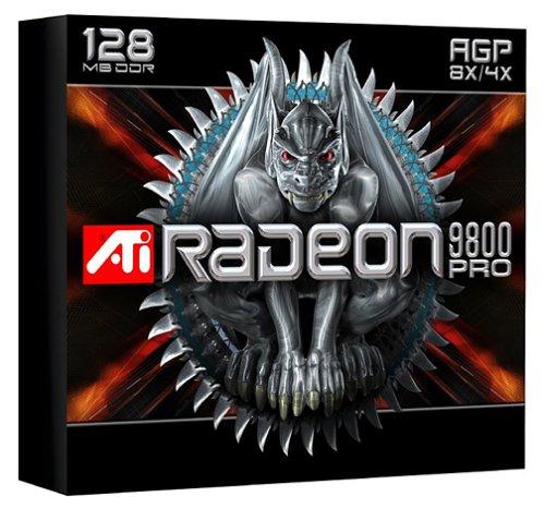 Ati Technologies 100 435002 Radeon 9800 Pro 128Mb