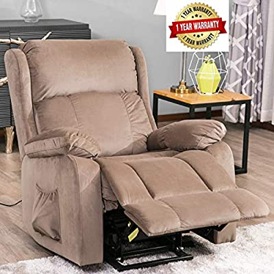 Power Lift Chair for Elderly Reclining Chair Sofa