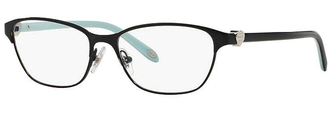 26ff683626b6 Amazon.com  Tiffany   Co. TF 1072 Women Cat Eye Eyeglasses RX - able ...