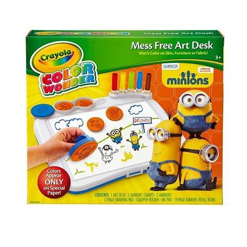 Crayola Color Wonder Minions Stamper