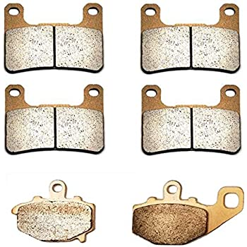 Volar Sintered HH Front Brake Pads for 2007-2014 Kawasaki Versys 650 KLE650