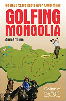 Golfing Mongolia