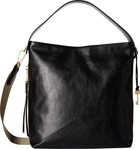 Fossil Black Handbag - 8