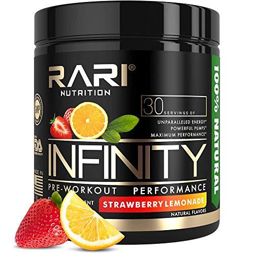 RARI Nutrition Infinity Pre