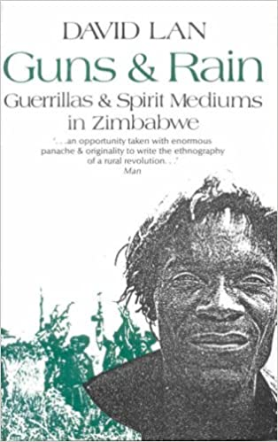 Book Guns and Rain: Guerrillas and Spirit Mediums in Zimbabwe (0)
