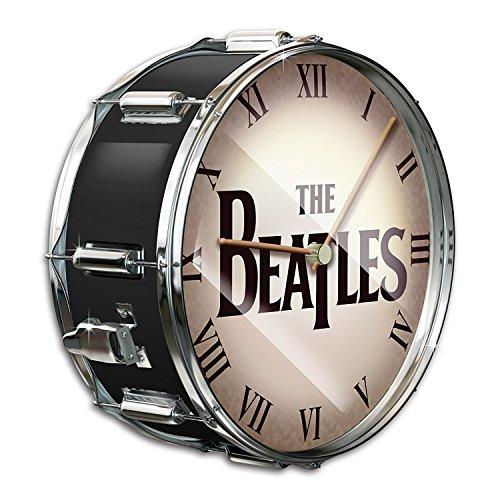 arl Drum Wall Clock by The Bradford Exchange ()
