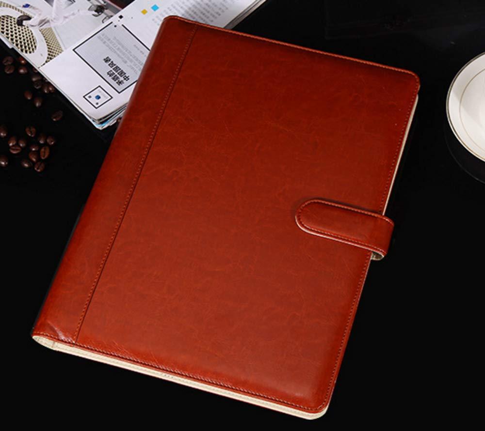 portfolio cuir pour bureau Ymwave Portfolio pour bureau porte document porte document document pour directeur agenda daffaires en cuir chemise de dossier en cuir