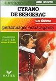 Cyrano de Bergerac [CYRANO DE BERGERAC] [Mass Market Paperback]