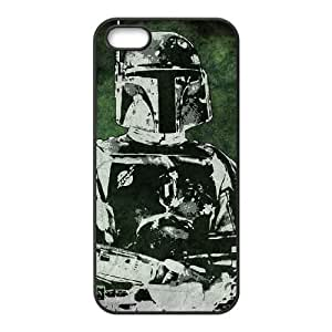 iPhone 4 4s Cell Phone Case Black Star Wars 004 WON6189218963247