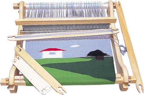 Large wooden handloom weaving room (japan import) by Oishi Tengudo by Oishi Tengudo