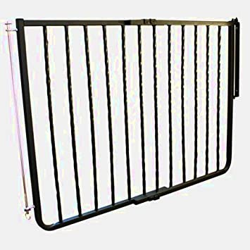 Amazon Com Outdoor Baby Gate For Deck Stairs Door Dog Tall