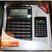 Ativa (Office Depot) Multi-View Executive Calculator with Bonus Pocket Calculator