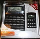 Ativa (Office Depot) Multi-View Executive Calculator with Bonus Pocket Calculator