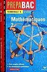 Terminale S - Mathématiques 2 (Enseignement de spécialité) par Merckhoffer