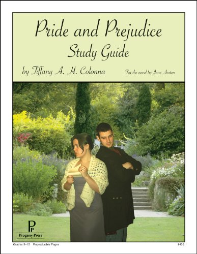 Pride and Prejudice Study Guide