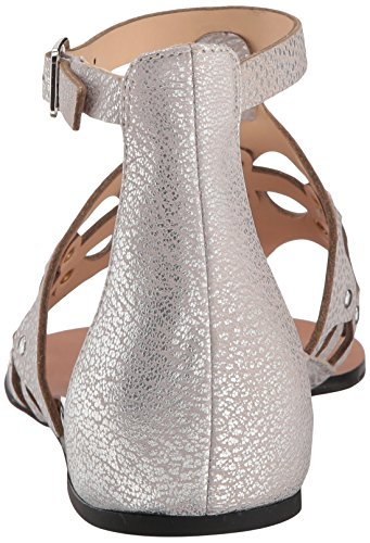 Metal ARLANIAN Fashion Vince Women's Sandals Silver Camuto wqP8vRfF