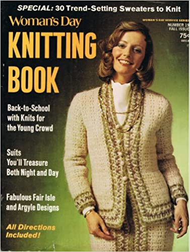 Woman/'s Day Knitting Book