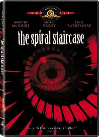 Amazon Com The Spiral Staircase Dorothy Mcguire George Brent