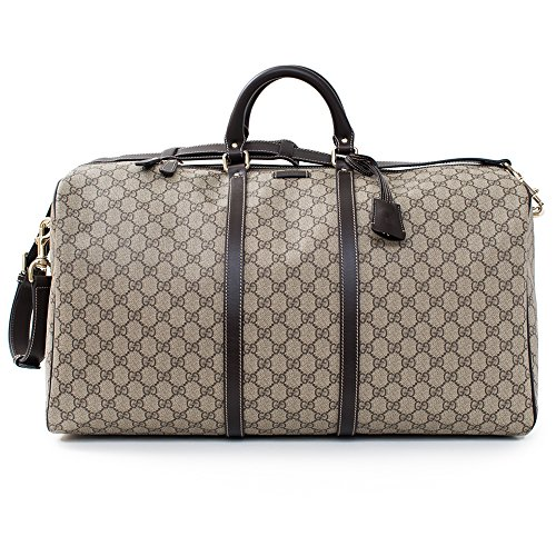 4b770b186d3e9f Gucci Rania Medium Stripe Tote Hibiscus Red Green Beige Handbag Bag ...