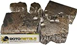 Box of Bismuth Chunks 99.99% about 8 Pounds Pure By