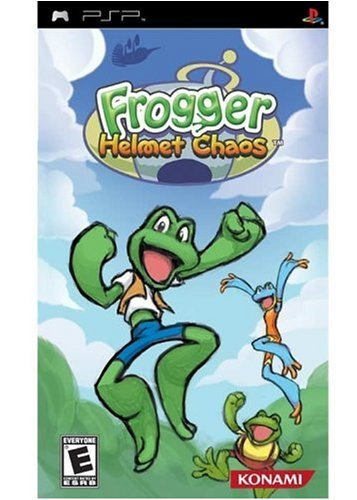 Price comparison product image Frogger: Helmet Chaos - Sony PSP (DVD-Rom)